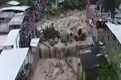 Deadly floods and landslides hit Huanuco and San Martin, Peru