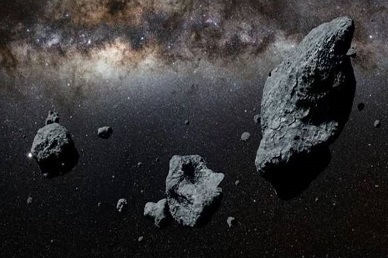 Earth had a near-miss with a 'city-killer' asteroid (July 25, 2019)