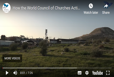 Exposed: World Council of Churches Spying Against Israel