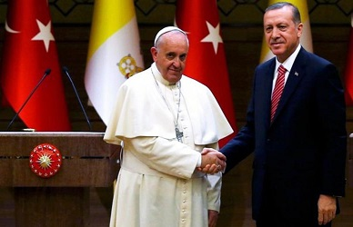 Pope Francis's advocacy for Islam could destroy Europe