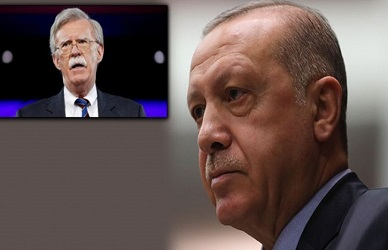 Fresh Turkish-US crisis: Erdogan refuses to see visiting US adviser, again threatens Kurds