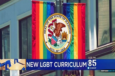 Illinois Passes Law Forcing All State Schools To Begin Teaching LGBTQ+P