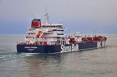 Iran official calls tanker seizure 'reciprocal'