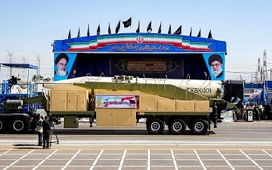 Iran says it has put 'guided warheads' on missiles that can reach Israel