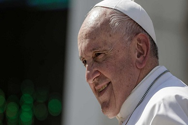 Pope Francis Invites Political Leaders To Sign 'Global Pact'
