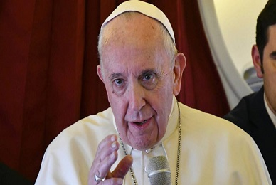 Pope Francis Warns Catholics in Morocco Not to Convert Muslims to Christianity