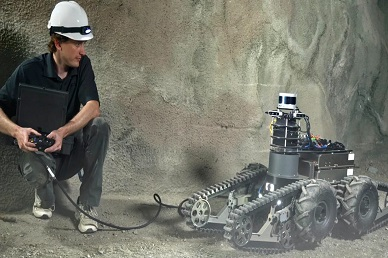 Robots compete in DARPA's Subterranean Challenge to prep for alien life hunt