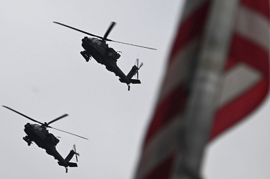 "US Army Admits It's Conducting A Classified ""Secret Operation"" Near D.C."