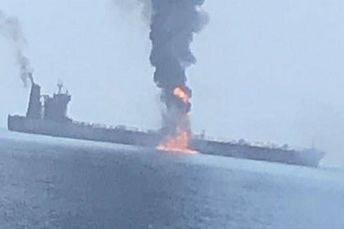 False Flag? Iran Has Little To Gain From Oman Tanker Attacks