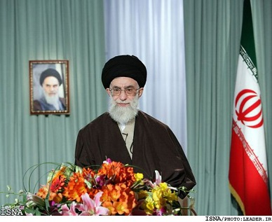 "AYATOLLAH KHAMENEI Threatens to ""Eradicate"" Israel, Orders Atomic Agency to Ramp Up Uranium Levels ""Without Any Delay"""