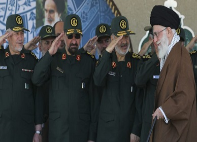 ALL-OUT WAR: Iranian general says Islamic forces are awaiting orders to 'eradicate' Israel
