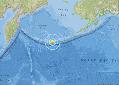 Another major quake hits the Pacific Rim
