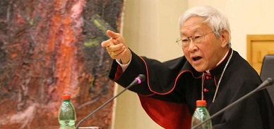 Cardinal: Pope's China deal to 'annihilate' underground church