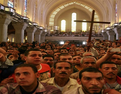 Egypt's Persecuted Coptic Christians Nominated for Nobel Peace Prize