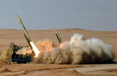 8 Syrian Hangars Containing Iranian Fateh 110 Missiles Destroyed in Sunday's Raid