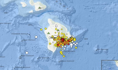 Hawaii is rumbling: More than 12,000 earthquakes hit Big Island over the last 30 days