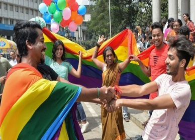 India court legalises gay sex in landmark ruling