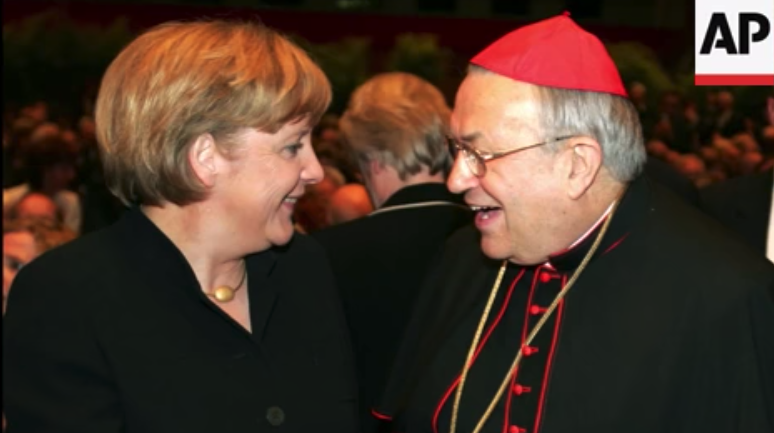 Leaked Report: German Catholic Church Covered Up Alleged Child Sexual Abuse by 1,670 Clergymen