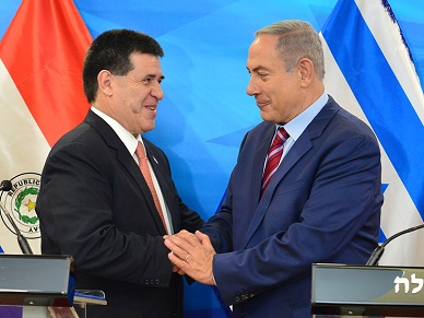 Paraguay to open Jerusalem embassy next week