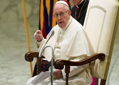 Pope changes teaching to oppose death penalty in all cases