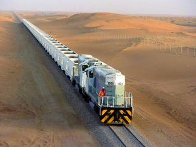 Russia Building The Trans-Arabian Railway Will Make The Saudis More Multipolar