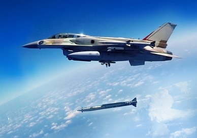 The Rampage: Supersonic missile developed by Israel to destroy high quality targets