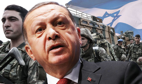 World War 3: Turkey's Erdogan calls for 'ARMY of Islam' to ATTACK Israel on all sides