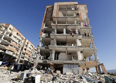 Two dead, 241 injured in Iran earthquake