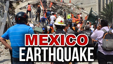 Earthquake shakes southern Mexico for second time in three days