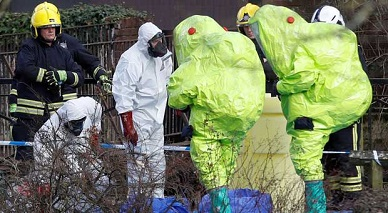Nerve Gas Scientist: 100s Of Britons At Risk