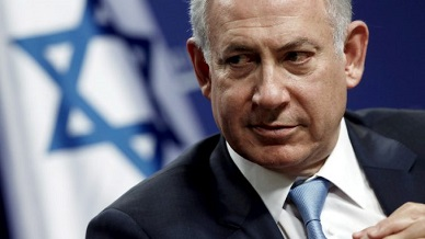 'Bibi go home!' Israelis demand Netanyahu resignation over looming corruption charges
