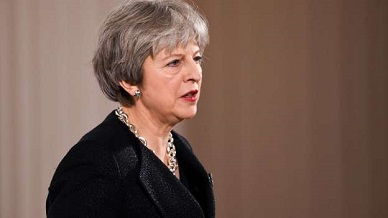 Theresa May Says Russia Poisoned Ex-Spy