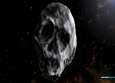 Asteroid With Human Skull Appearance Dubbed The 'Death Comet' To Fly Past Earth Just After Halloween 2018